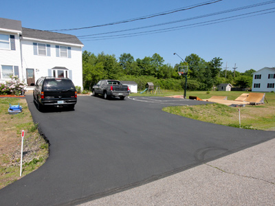 portsmouth new hampshire driveway repair Greenland NH
